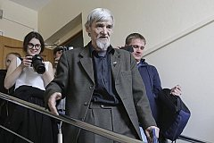 Суд в Карелии оправдал Юрия Дмитриева по делу о порнографии