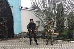 На Северном Кавказе порядок на Пасхе совместно обеспечивали Росгвардия и Полиция