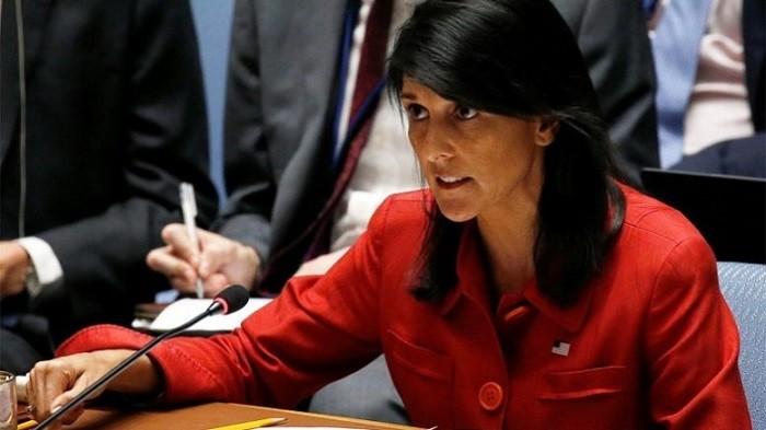 Постпред США при ООН Никки Хейли. Фото: discred.ru