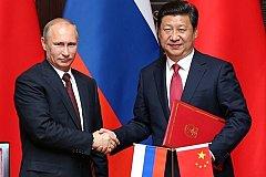 Отмечается резкий рост товарооборота между Россией и Китаем