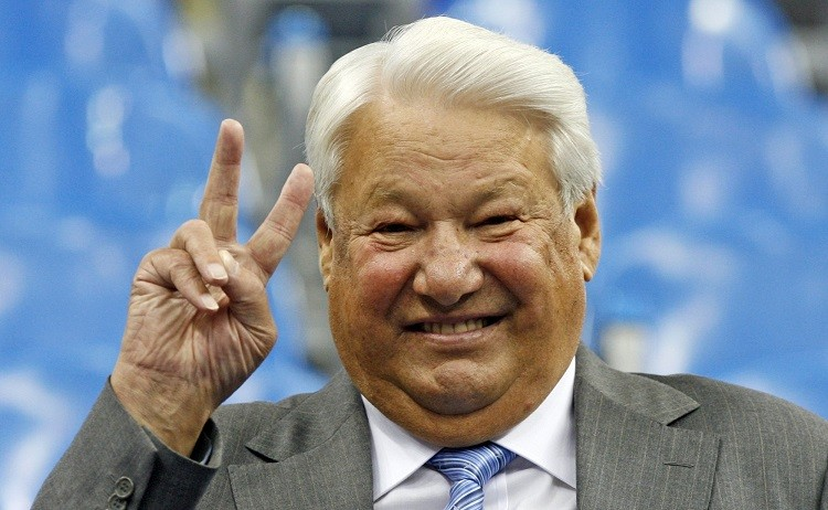 Борис Ельцин. Фото: timesnews.gr