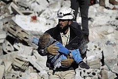 «Белые каски» убивали детей ради реалистичных кадров