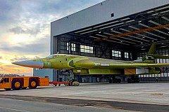 В России началось строительство первого новейшего ракетоносца Ту-160М2