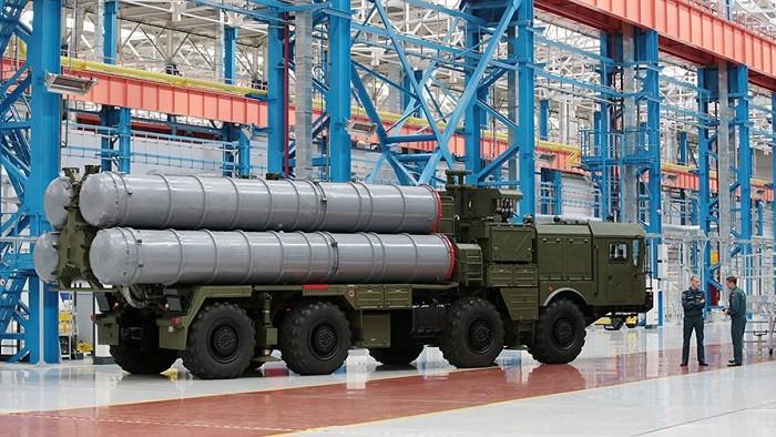 Российская Федерация приступила кпроизводству систем С-400 для Турции
