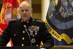 Главный морпех США заявил о слабости перед Россией