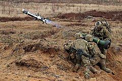 Вашингтон подтвердил поставку ПТРК Javelin на Украину