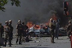 Очередной чудовищный теракт в Кабуле унес десятки жизней