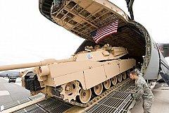 США перебрасывает бронетанковую бригаду в Польшу