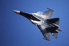 Истребитель ВКС России разбился в Сирии