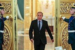 В Кремле проходит инаугурация избранного президента России