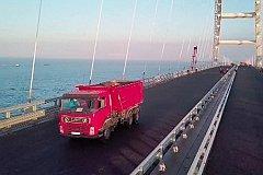 Автомобильная часть Крымского моста заказчиком принята