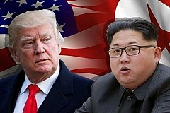 Стало известно место и время встречи Трампа и Ким Чен Ына