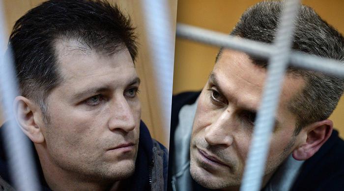 Зиявудин и Магомед Магомедовы. Фото: life.ru
