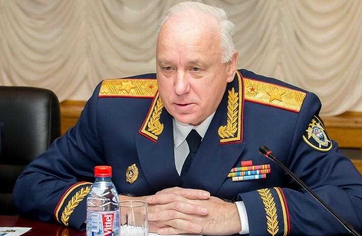 Председатель Следственного комитета России Александр Бастрыкин. Фото: ruspekh.ru