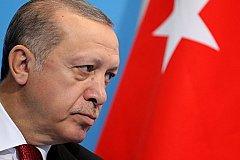 Эрдоган: «Израиль — террористическое государство»