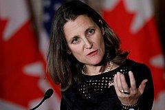 Канада возмущается запуском Крымского моста
