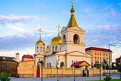 В Грозном ликвидированы боевики напавшие на церковь