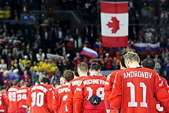 Хоккеисты российской сборной потратили €350 тысяч на алкоголь и икру