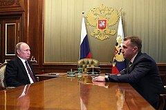 Президент предложил Шувалову возглавить Внешэкономбанк