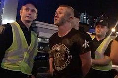 Украинские фанаты избили болельщиков «Ливерпуля». ВИДЕО