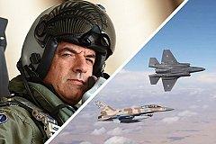 Израильский F-35I «Адир» над Ливаном - неудачная реклама от генерал-майора Норкина и Хель Хаавир