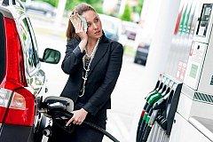 Бензин в России заметно подорожал