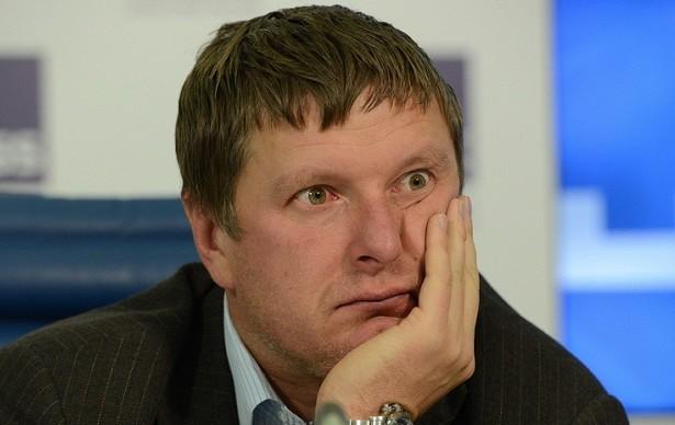 Вице-президент Федерации тенниса России Евгений Кафельников. Фото: sport.rambler.ru