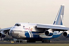 В России задумались возобновить производство Ан-124 «Руслан»