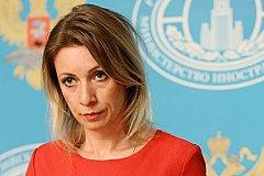 Захарова: Бабченко убит как журналист