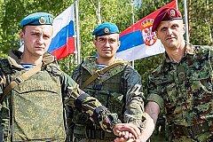 Этим летом Россия и Сербия проведут военные учения