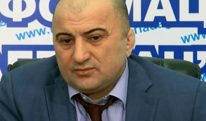 Полковник полиции Магомед Хизриев. Фото: youtube.com