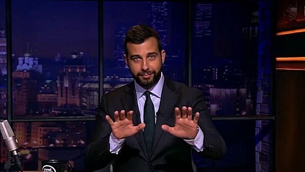 Шоумен Иван Ургант. Фото: youtube.com