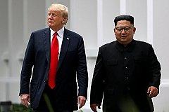 Трамп: «Больше нет ядерной угрозы со стороны Северной Кореи»