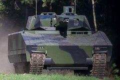 У российской Т-15 «Армата» появился серьёзный соперник - германская тяжёлая БМП «Lynx KF41»