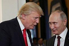 Встречу с Путиным Трамп ожидает с нетерпением