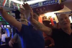 Нацистские песни английских фанатов в Сталинграде заинтересовала полицию