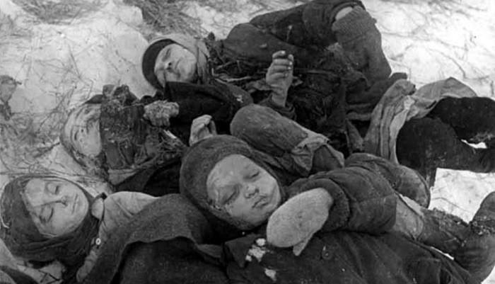 Немецкий солдат: «Мы истребляем русских. Мир должен быть нам благодарным» фото 2