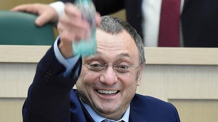 Сулейман Керимов. Фото:  kommersant.ru