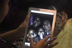 Как спасают детей, застрявших в тайской пещере