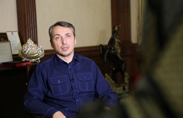 Министр здравоохранения Чечни Сулейманов Эльхан Абдуллаевич