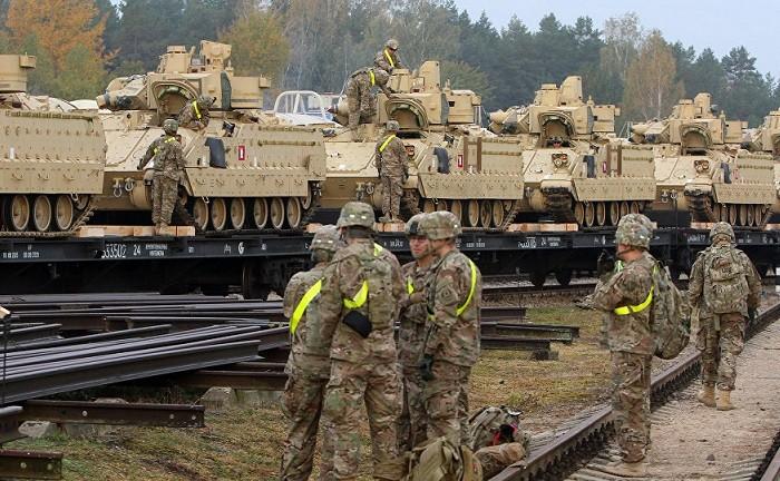 Боевые машины пехоты M2A2 «Bradley»
