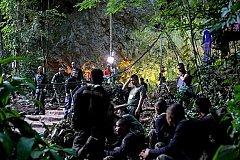 Продолжение тайской истории. Детей всё ещё спасают
