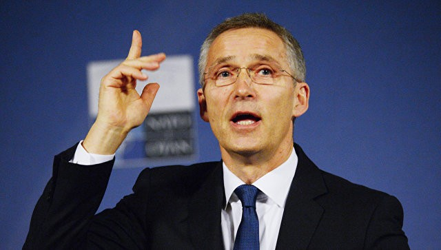 Генсек НАТО Йенс Столтенберг. Архивное фото: РИА Новости
