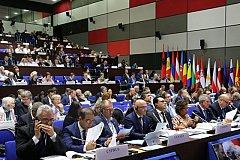 Российские делегаты покинули зал заседаний в ОБСЕ