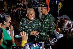 Хеппиэнд в Таиланде. Все футболисты и тренер спасены