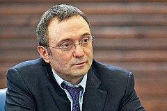 Вернувшийся в Россию Керимов вновь приступил к обязанностям сенатора