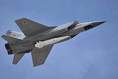 В США узнали об успехе испытаний российского «Кинжала»