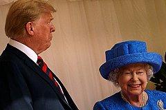 Британские принцы отказались встречаться с Трампом