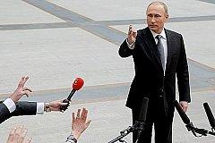 Президент утвердил звание заслуженного журналиста России