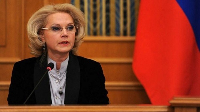 Вице-премьер Татьяна Голикова. Фото:  polit.info